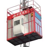 湖南施工升降机厂家供应施工电梯SC200系统变频高层建筑用