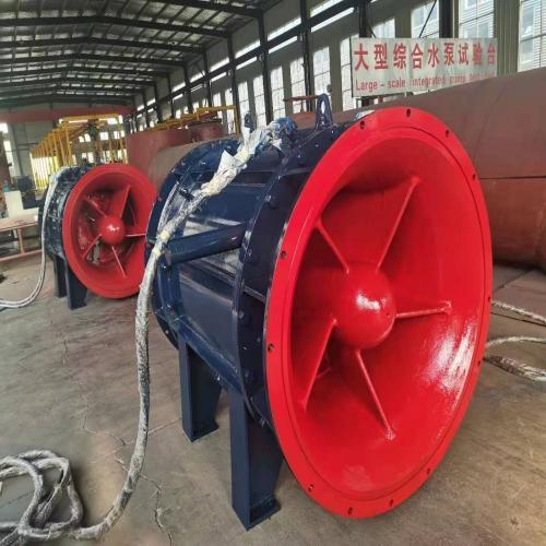 沈阳市电厂用昊泵800QGWZ全贯流潜水电泵