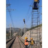 铁梯车 绝缘梯车 轨道梯车铁路用检测钢管梯车
