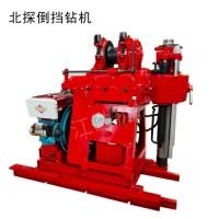 高速150钻机 地基勘探钻机 自带泵坑道钻机