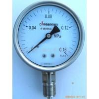 供应(维尔特)Y-100压力表