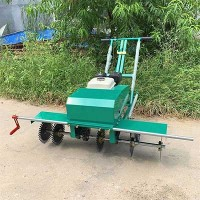 山东鼎诚草坪划线机生产草坪移植机十年厂家草坪切线机