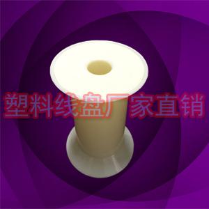 KK80塑料超细丝卷轴 小斜口工字盘