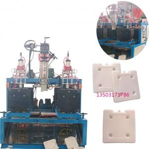 果蔬冷藏运输用冰盒吹塑机吹瓶机 双工位吹塑生产线