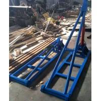 卧式放线架  梯形放线架 加厚槽钢放线架 电力光缆放线器