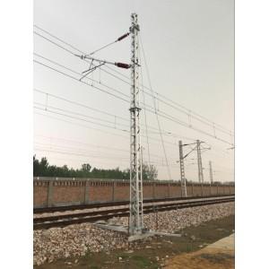 铝合金抢修支柱 接触网平台支架  铝合金抢修塔