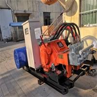 履带式50水平旋喷桩机 煤矿全液压钻机
