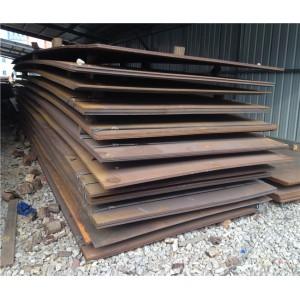 德阳市100毫米厚Q345NH耐候钢板厂家百强企业