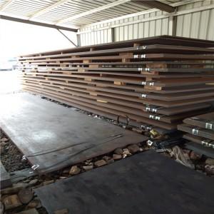 5厚耐候钢板生锈药水优点及应用领域