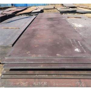 35毫米厚NM400耐磨钢板最近行情如何
